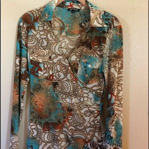 Long sleeve top excellent condition never worn
